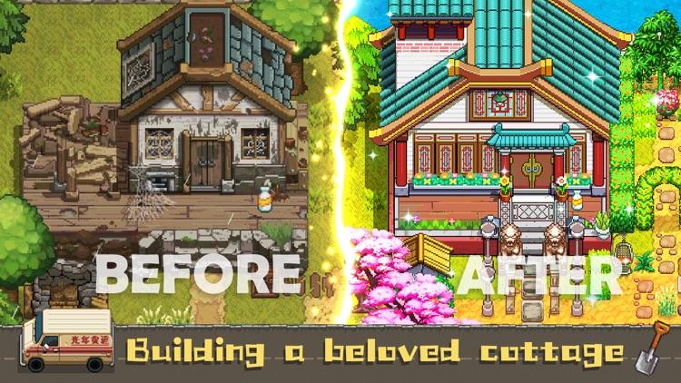 Harvest Town - Pixel Sim RPG