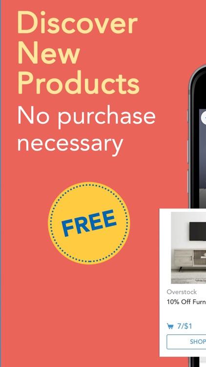 Shop & Earn Rewards: Shopkick screenshot-6
