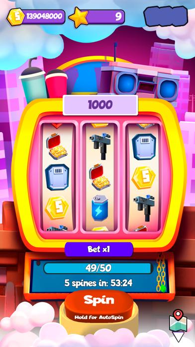 Spin Boss: Coin Collector screenshot 1