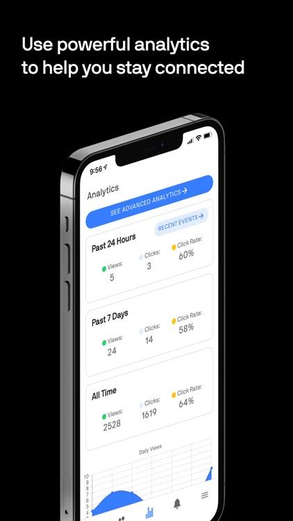 Linq, Better Way to Network screenshot-4