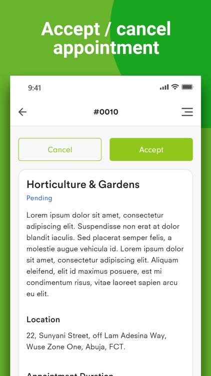 BookMe Service Provider screenshot-3