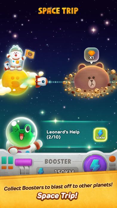 LINE Bubble 2 Screenshot