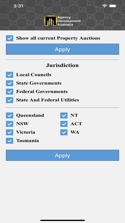 Government Property Auctions