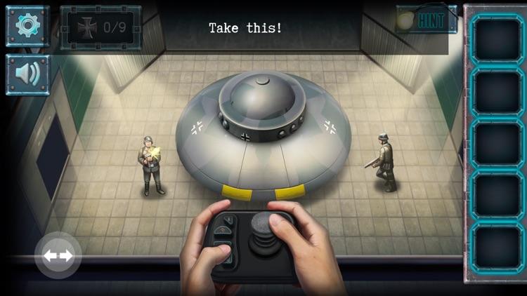 Reich's Lair - Escape Room screenshot-5