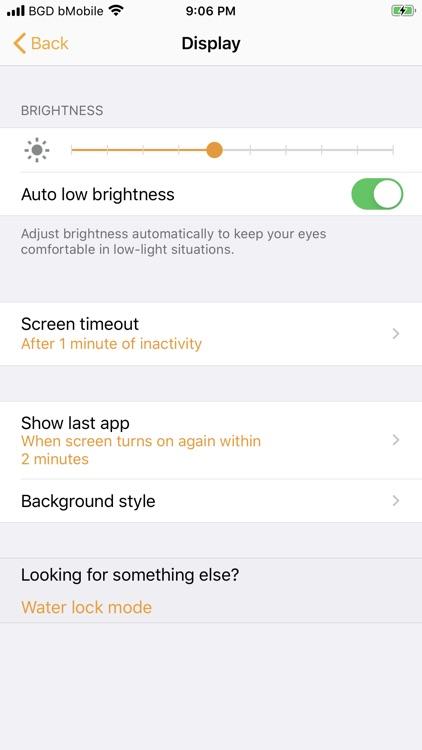Samsung Galaxy Watch (Gear S) screenshot-7