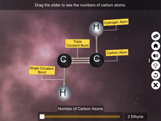 Saturated & Unsaturated Carbon screenshot 11