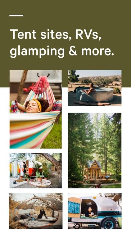 Hipcamp: Camping, RVs & Cabins