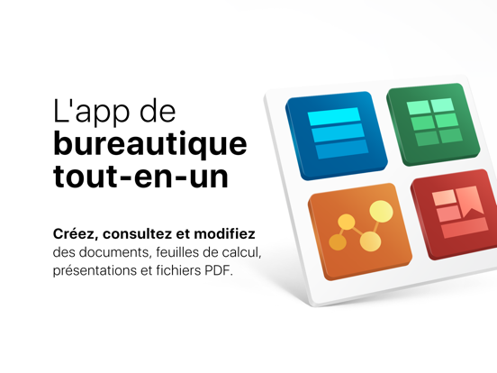 Screenshot #4 pour OfficeSuite et éditeur de PDF