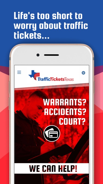 Traffic Tickets Texas