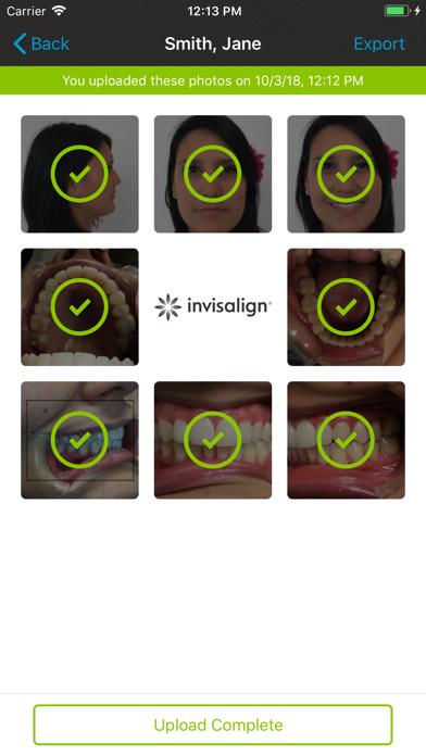 Invisalign Photo UploaderScreenshot of 4
