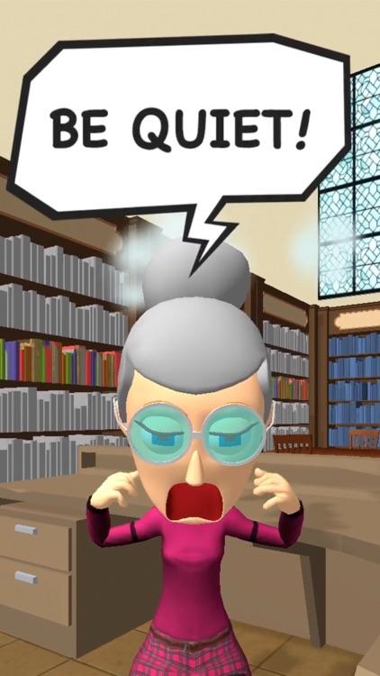 Silent library challenge screenshot-3