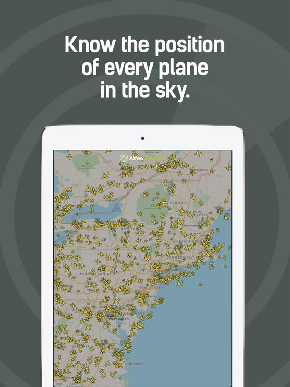 RadarBox - Live Flight Trackerのおすすめ画像1