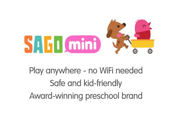 Sago Mini Space Blocks Builder screenshot 10