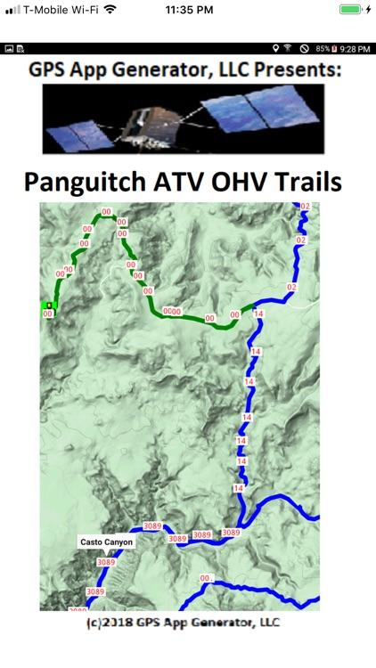 Panguitch ATV OHV Trails