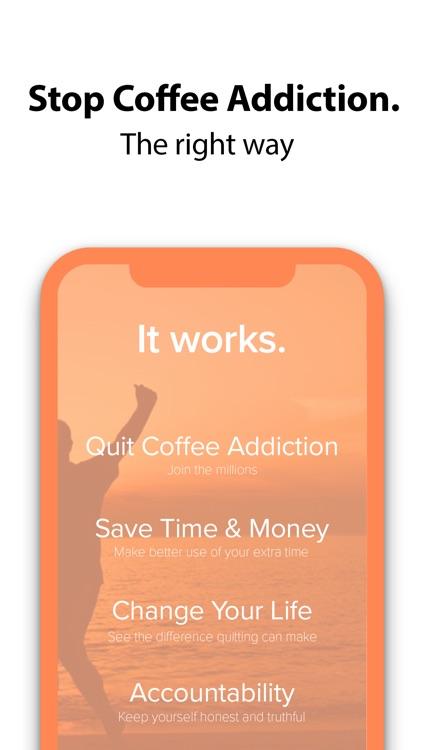 Quit Coffee Addiction Calendar