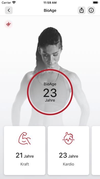Elithera Fitness-AppScreenshot von 5