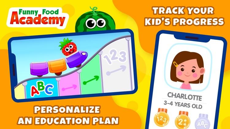 Kids Games! Learning 4 Toddler screenshot-0