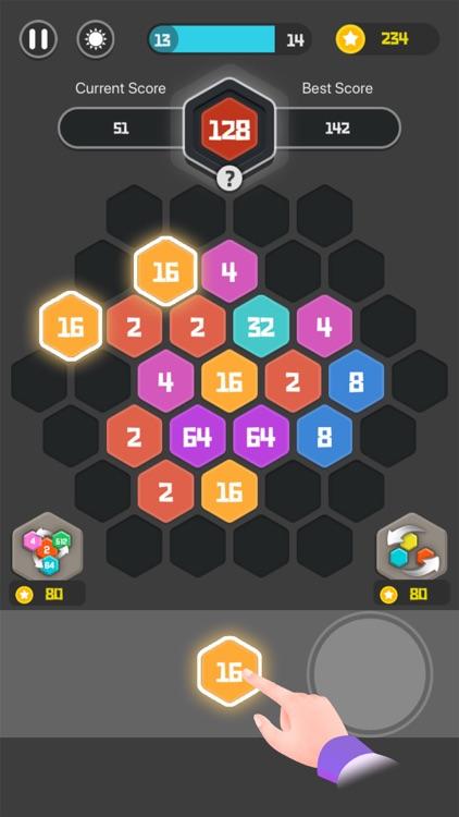 HexPop - Hexa Puzzle Games