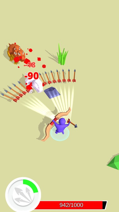 Big Hunter 3D screenshot 2