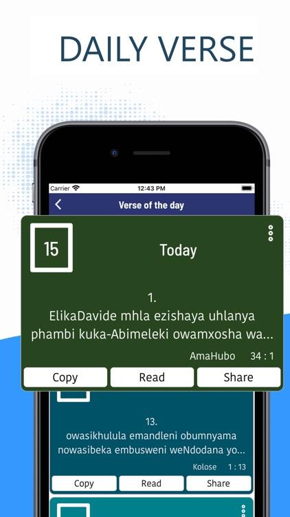 Ibhayibheli - Zulu Bible Pro screenshot-3