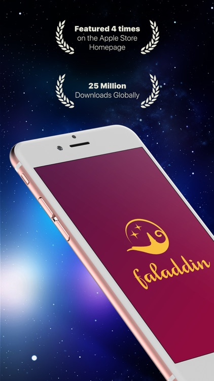 Faladdin: Horoscope & Tarot screenshot-0