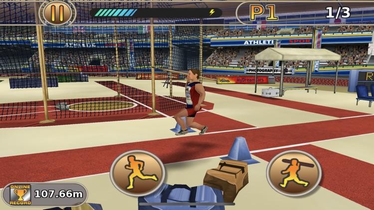 Athletics: Summer Sports screenshot-7