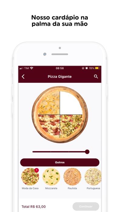 Cabeça Pizzaria screenshot 3