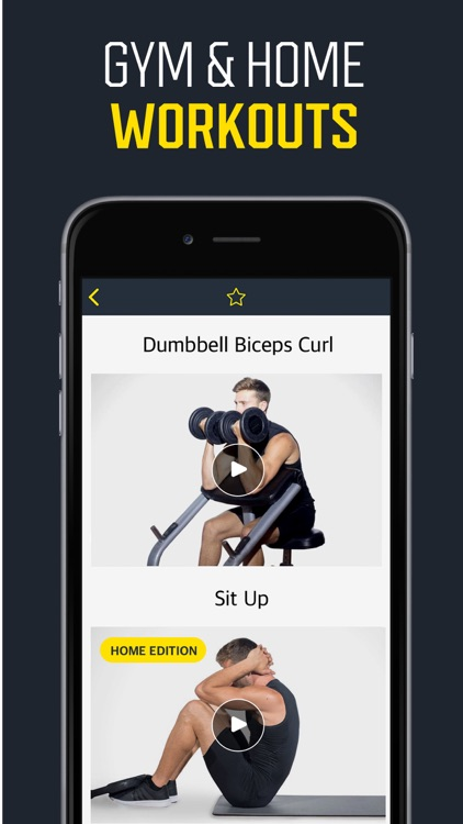 Workout: Gym workout planner screenshot-7