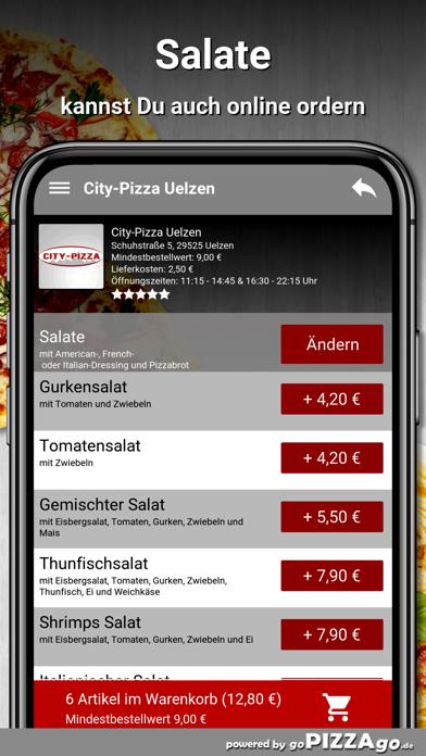 Pizza da Leonardo München screenshot 5