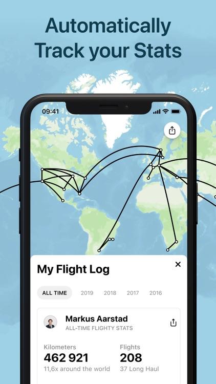 Flighty - Live Flight Tracker screenshot-8