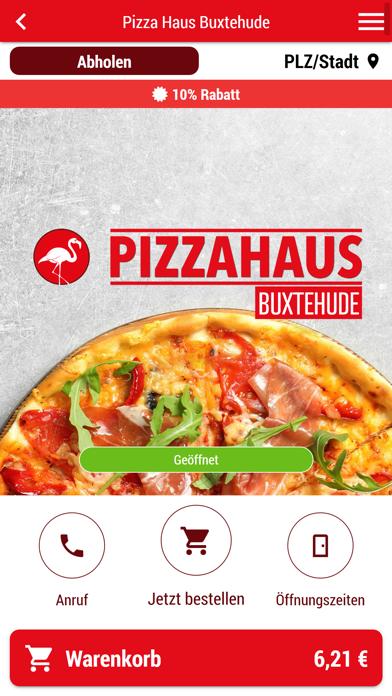 Pizza Haus BuxtehudeScreenshot von 1