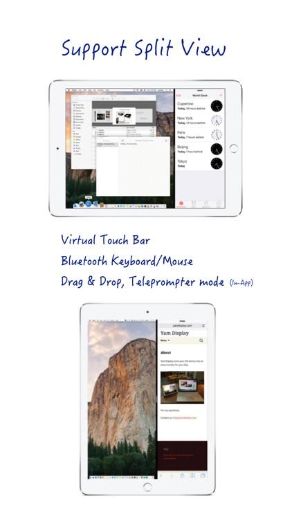 Yam Display screenshot-3