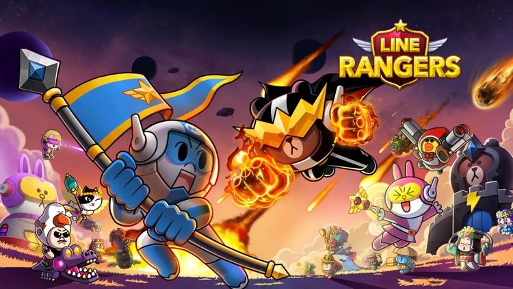 LINE Rangers screenshot-4