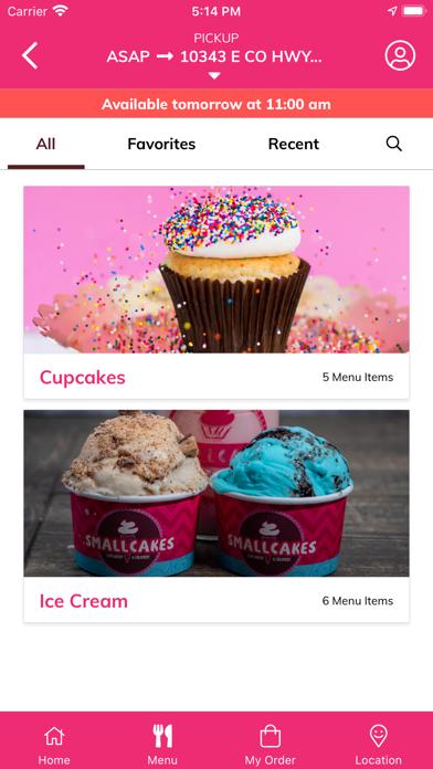 Smallcakes Cupcakery and CreamScreenshot of 3