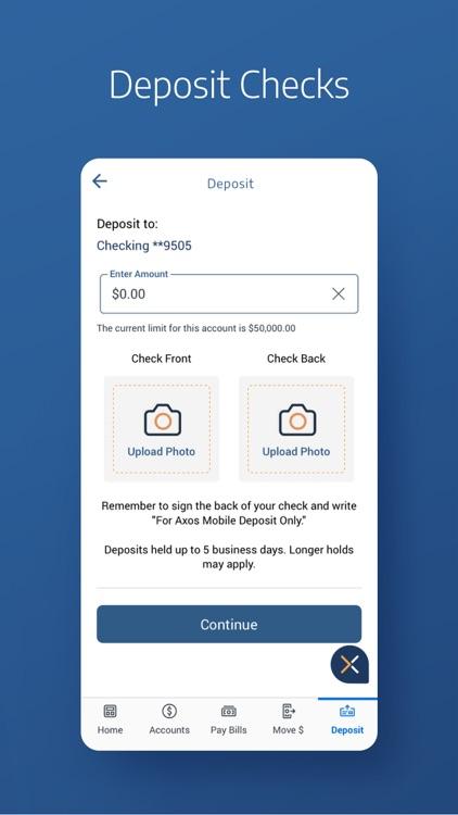 Axos Bank® screenshot-5