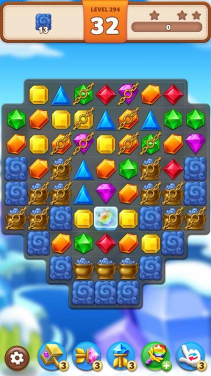 Jewel Match King screenshot-3
