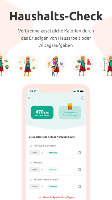 messages.download MomClub: Fitness & Ernährung software