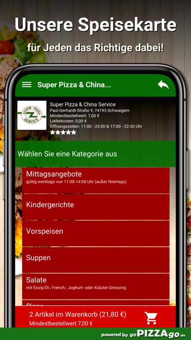 Super Pizza Schwaigern screenshot 4