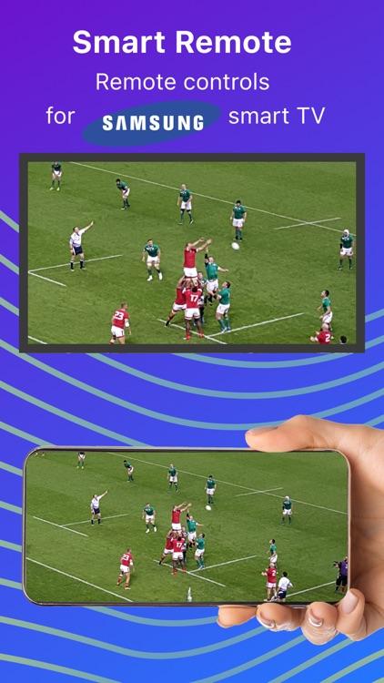 Remote control for Samsung screenshot-3