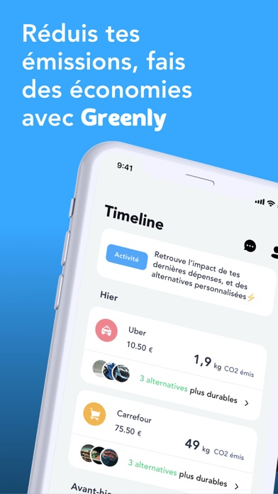 messages.download Greenly software
