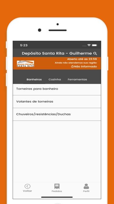 Depósito Santa Rita screenshot 2