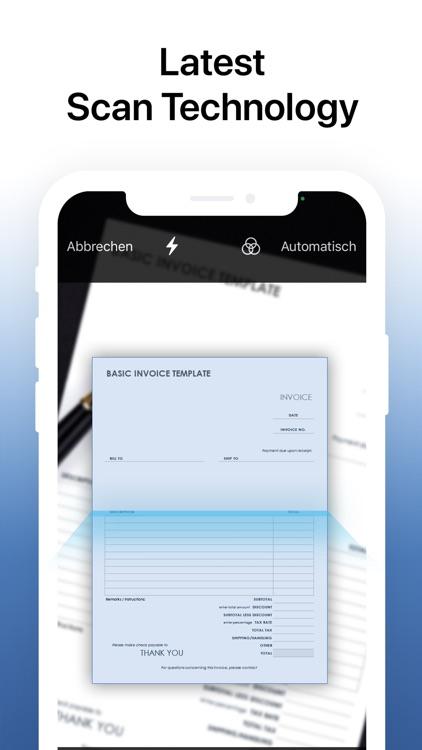 Scantastic - Scanner App