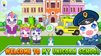 Mini Town: Unicorn School 1