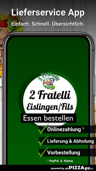 2 Fratelli Eislingen/Fils screenshot 1