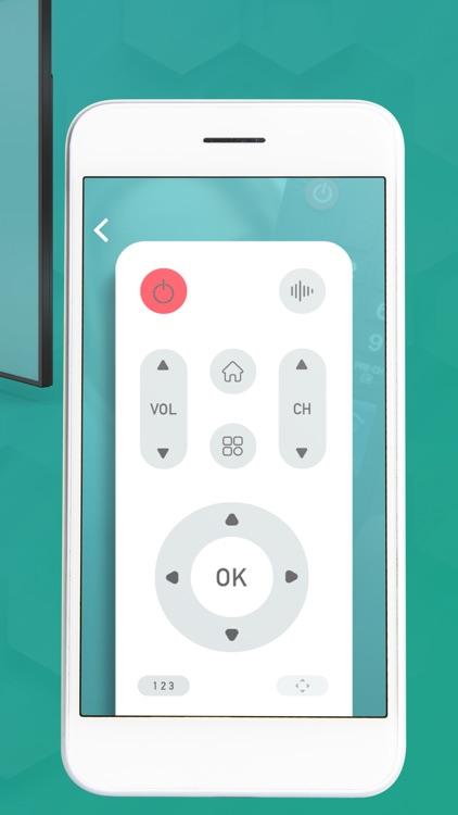 Smart TV Universal Remote