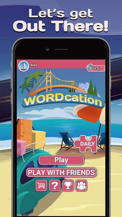 Wordcation: Crossword Collab screenshot-6