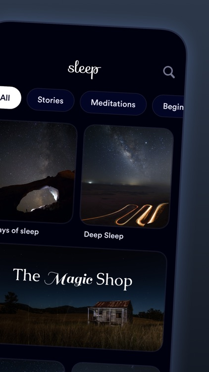 Inhale - Meditation and Sleep screenshot-3