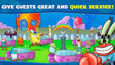 SpongeBob: Krusty Cook-Off for windows pc