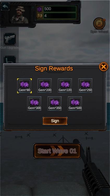 Final Defence: Landing! screenshot-5