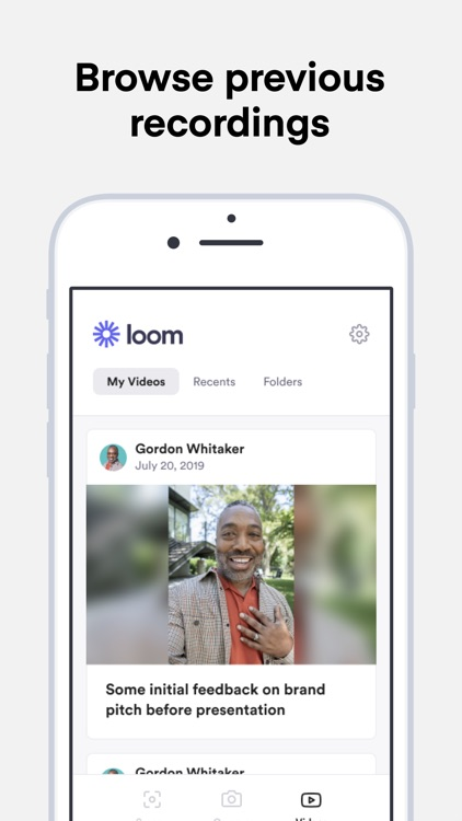 Loom: Screen Recording & Video screenshot-3